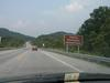 """Entering Daniel Boone National Forest"""