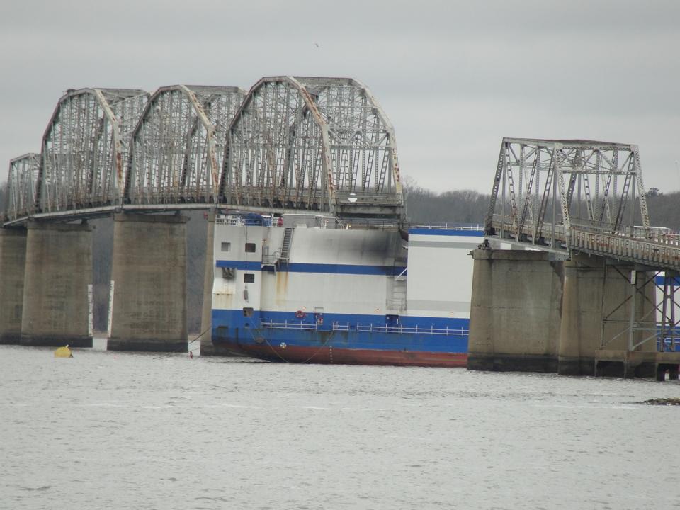 Kentucky Lake Bridge Collapse