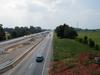 The south bound lanes of I-65.