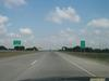 Gene Snyder Freeway Exit 35 (July 6, 2003)