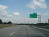 Exit from Gene Snyder Freeway north to I-71 south (July 6, 2003)