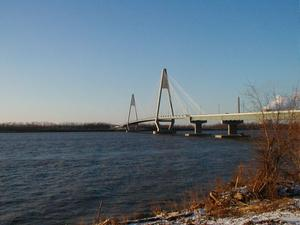 US 231 William H. Natcher Bridge near Owensboro