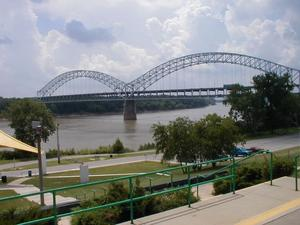 I-64 Sherman Minton Bridge