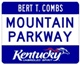 [Bert T. Combs Mountain Parkway]