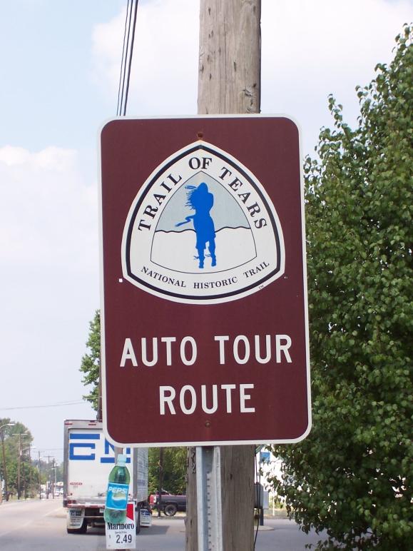 Trail Of Tears Auto Tour