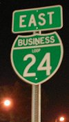 [Business Loop I-24]