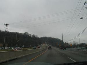 US 23 in Boyd County (January 3, 2003)