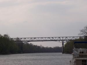 US 62 bridge over the Green River at Rockport