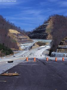 US 119 construction in Pike County